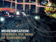 Modernisation: Towards the mine of tomorrow
